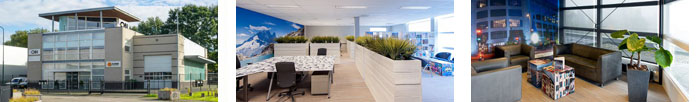 OBI levert nieuwe servers vanaf haar vestiging in Eindhoven